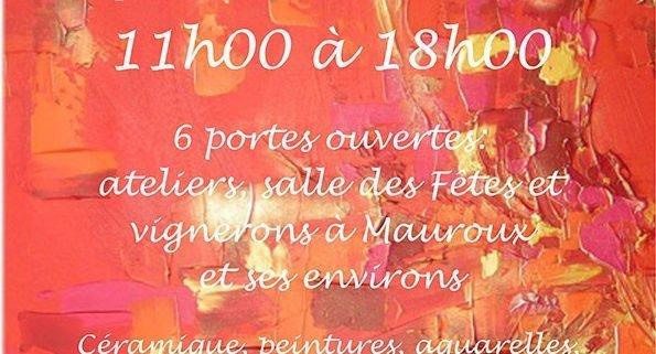 Route des Arts Mauroux